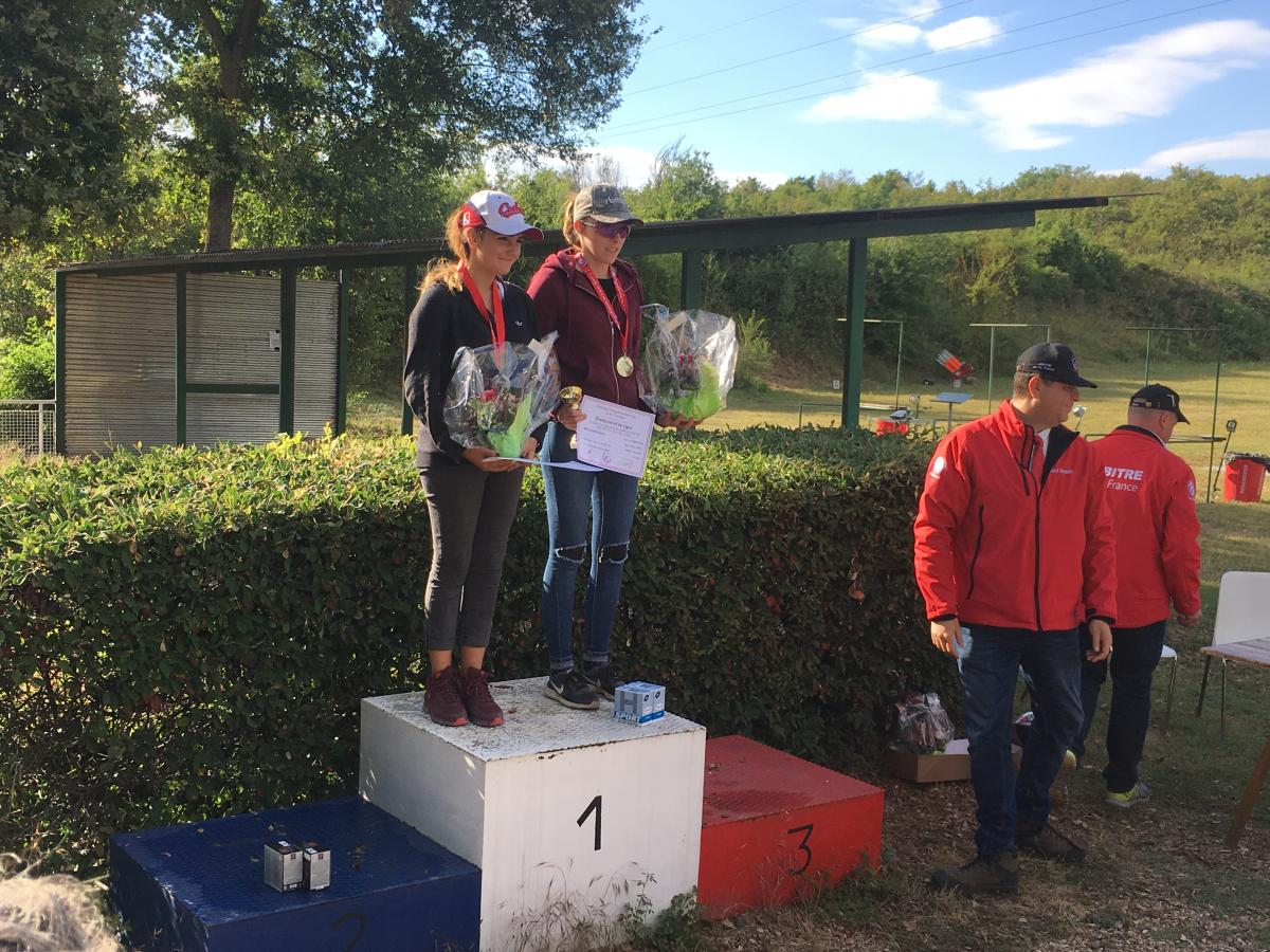 Championnat de ligue IDF 2017 CS Junior fille