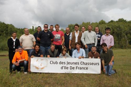 Rencontre jeunes chasseurs 31 aout 2013