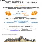 CS 100 plateaux 10 mars 2018